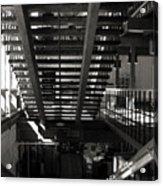 Stairways Acrylic Print