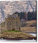 Stalker Castle Acrylic Print
