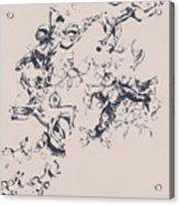 Stallions Inc. Acrylic Print
