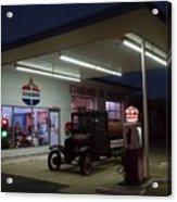 Standard Oil Museum After Dark 20 Acrylic Print