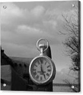 Standard Time  Acrylic Print