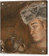 Stanislav And 4 Acrylic Print