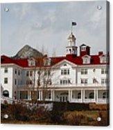 Stanley Hotel Acrylic Print