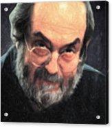Stanley Kubrick Acrylic Print