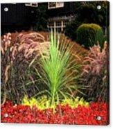 Stanley Park Gardens Acrylic Print