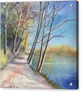 Stanley Park Acrylic Print