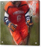 Stanwick Lacrosse 3 Acrylic Print