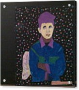Star Boy Acrylic Print
