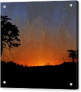 Star Bright Acrylic Print