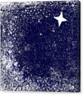 Star Cluster Acrylic Print