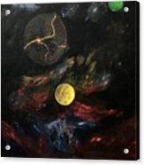 Star Dust Acrylic Print