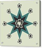 Star Flower - The Light Side Acrylic Print