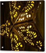 Star Light Acrylic Print