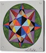 Star Of Judia Acrylic Print