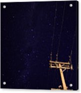 Star Power Acrylic Print