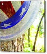 Star Spangled Hat Acrylic Print