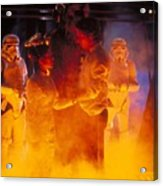 Star Wars Episode V The Empire Strikes Back Acrylic Print