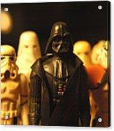 Star Wars Gang 3 Acrylic Print