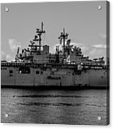 Starboard Boxer Acrylic Print