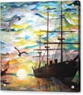 Starboard Flight Acrylic Print