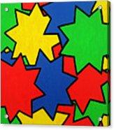 Starburst Acrylic Print