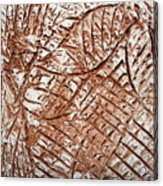 Stares - Tile Acrylic Print