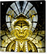 Stargate Electra Acrylic Print