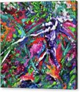 Starman Acrylic Print
