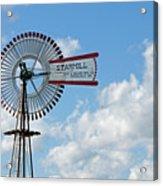 Starmill Acrylic Print