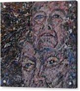 starr man David Bowie Acrylic Print