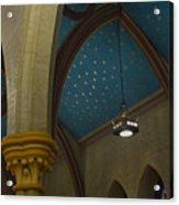 Starry Ceiling Acrylic Print