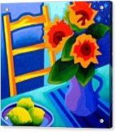 Starry Night   I  Acrylic Print by John  Nolan