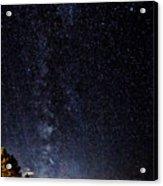 Stars At Lake Tahoe Acrylic Print