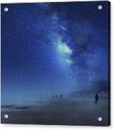 Stars In The Sky Acrylic Print