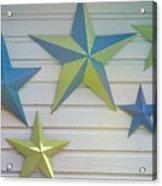 Stars Acrylic Print