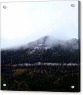 Start Of The Rockies Acrylic Print