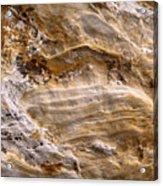 Starvedrocksandstonepatterns Acrylic Print