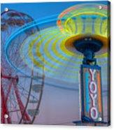 State Fair I Acrylic Print