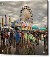 State Fair Of Oklahoma Acrylic Print