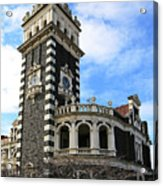 Station Tower Acrylic Print