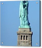 Statue Of Liberty 1 Acrylic Print