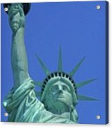 Statue Of Liberty 14 Acrylic Print