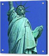 Statue Of Liberty 17 Acrylic Print