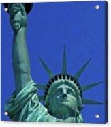 Statue Of Liberty 18 Acrylic Print
