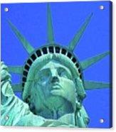 Statue Of Liberty 19 Acrylic Print