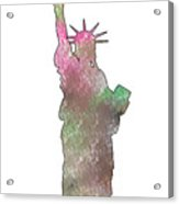 Statue Of Liberty 2 Acrylic Print