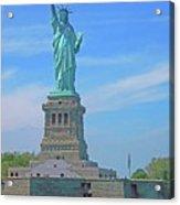 Statue Of Liberty 21 Acrylic Print