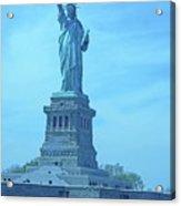 Statue Of Liberty 22 Acrylic Print