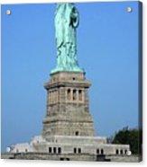Statue Of Liberty 3 Acrylic Print