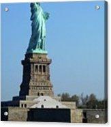 Statue Of Liberty 6 Acrylic Print